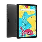 Tablet 10-Zoll 4G-LTE Android 9.0 - Winnovo T10 LTE 3GB RAM 32GB Speicher Quad Core 10,1 Zoll HD IPS Dual WiFi Front Zwei Lautsprecher GPS Bluetooth Google Verified (Schwarz)