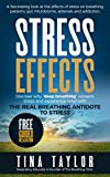 Stress Effects: A fascinating look at the effects of stress on breathing patterns, gut microbiome, adrenals and addiction.