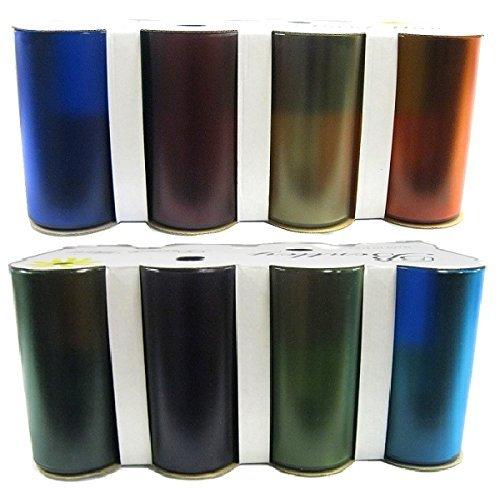 Bentley Colored Plastic 20 oz. Tumblers, Set of 8 (TM-4025)