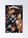 BoKu No Hero Poster, MHA Lover Poster, My Villain Academia Poster, Anime Dabi Poster