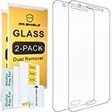 Mr.Shield Tempered Glass Screen Protector for Samsung Galaxy J7 (2015 Version)[Will Not Fit for Galaxy S7] - 2-Pack