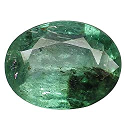 polished 1.3ct loose emerald