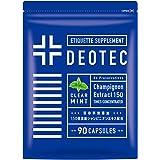 DEOTEC 150倍濃縮シャンピニオン3240mg デオアタック配合 エチケット サプリメント-90カプセル