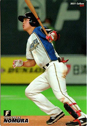 カルビー2021 プロ野球チップス レギュラーカード No.29 野村佑希