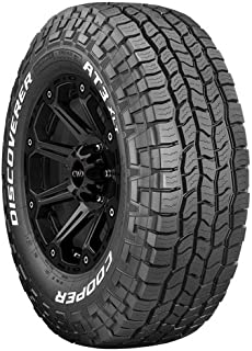 Cooper Discoverer A/T3 XLT All- Terrain Radial Tire-LT275/55R20 120S 10-ply