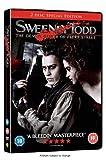 Sweeney Todd - The Demon Barber Of Fleet Street (2 Disc) [Edizione: Regno Unito] [Edizione: Regno Unito]