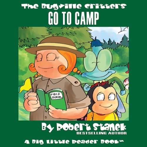 The Bugville Critters audiobook cover art