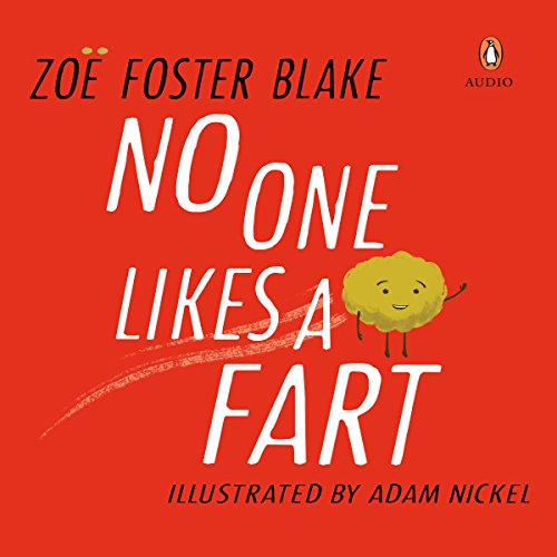 No One Likes a Fart cover art