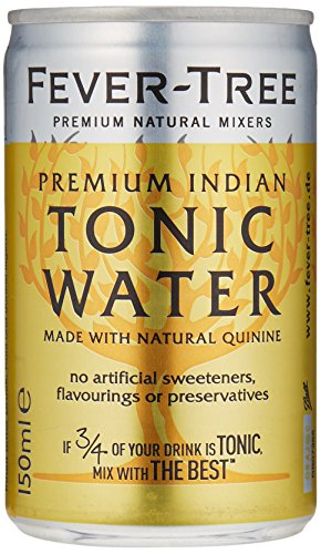 Fever Tree Fever-Tree Premium Indian Tonic Water 24 Dosen à 150 ml, 3622640