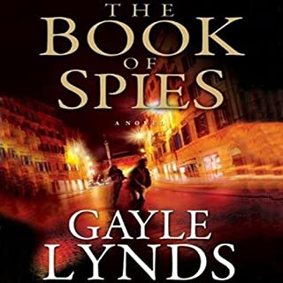 The Book of Spies audiobook cover art
