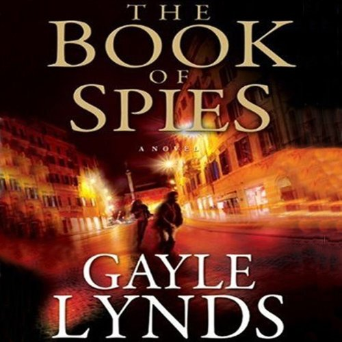 The Book of Spies cover art