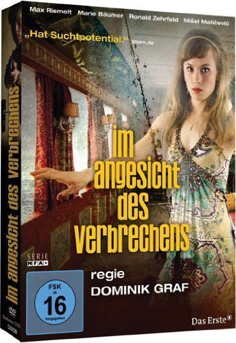 In Face of the Crime (Series 1) - 4-DVD Box Set ( Im Angesicht des Verbrechens ) ( In Face of the Crime - Series One ) [ NON-USA FORMAT, PAL, Reg.0 Import - Germany ]