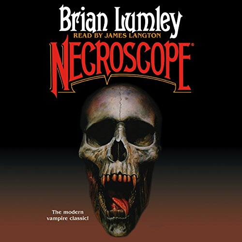 Necroscope audiobook cover art