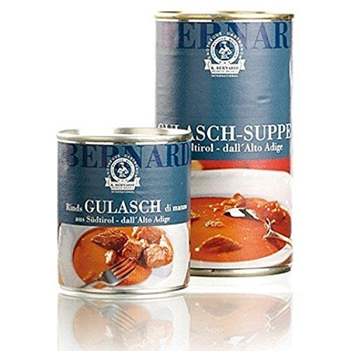 Zuppa di Gulasch dall  Alto Adige 830 ml. - Bernardi Karl