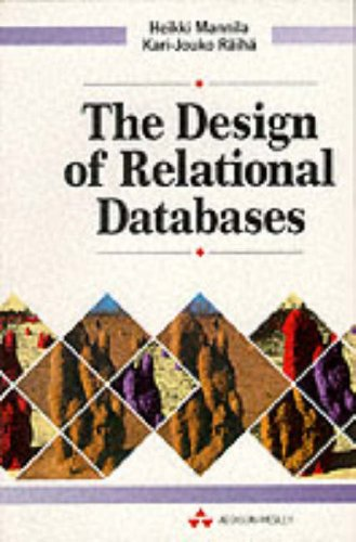 The Design of Relational Databases