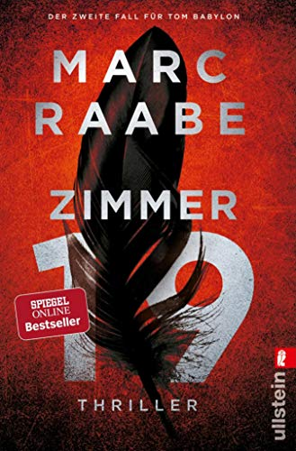 Zimmer 19: Thriller (Tom Babylon-Serie 2)