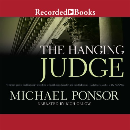 The Hanging Judge cover art
