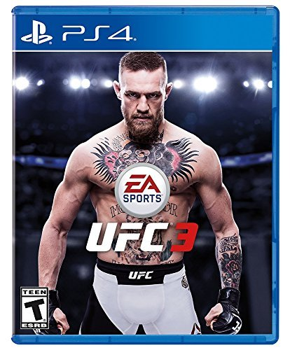 EA SPORTS UFC 3 - PlayStation 4