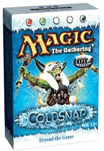 Magic the Gathering MTG Coldsnap Beyond the Grave Theme Deck by Wizards