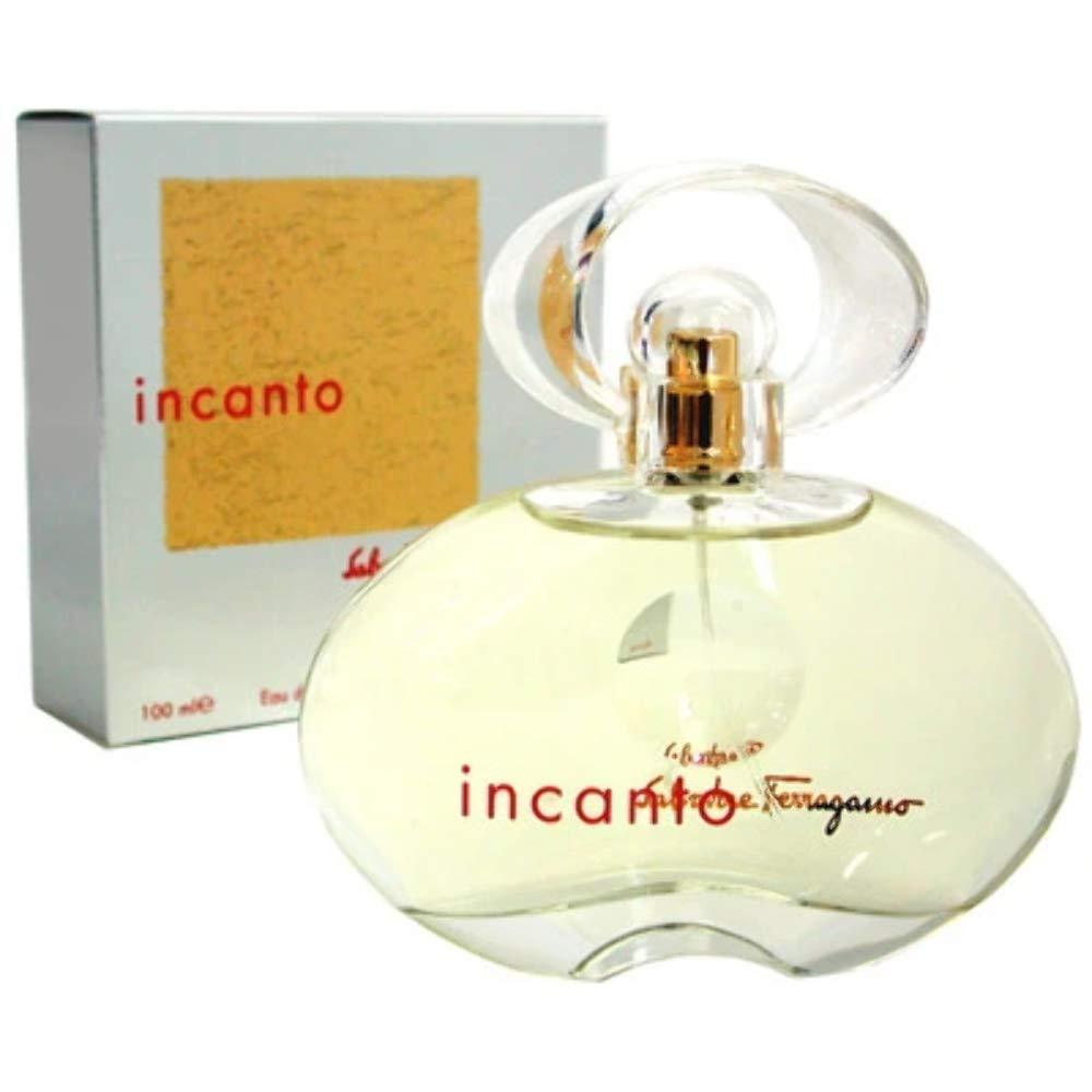 Salvatore Ferragamo Incanto Eau de Parfum SEAL Popular brand in the world limited product O 3.4 for Women Spray