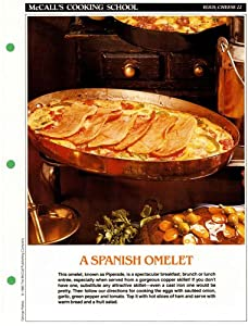 Free download mccalls cooking school recipe card eggs cheese 22 mccalls cooking school recipe card eggs cheese 22 piperade spanish omelet replacem ebook forumfinder Image collections