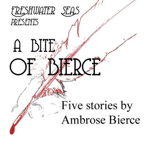 A Bite of Bierce  audiobook cover art