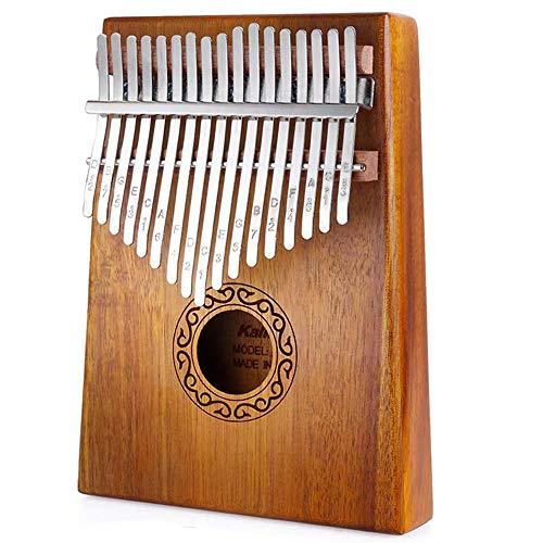 Nabance Kalimba 17 Clés Piano à ...