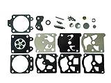 CTS - Kit di riparazione/ricostruzione carburatore sostituisce Walbro K20-WAT per Walbro WA serie WT carburatore Echo Homelite Husqvarna Stihl motosega