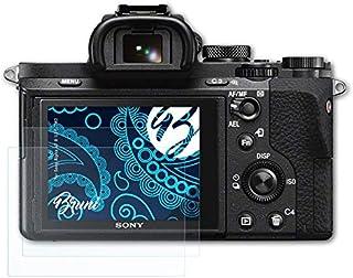 Bruni Schutzfolie kompatibel mit Sony Alpha a7 II ILCE 7M2 Folie, glasklare Displayschutzfolie (2X)