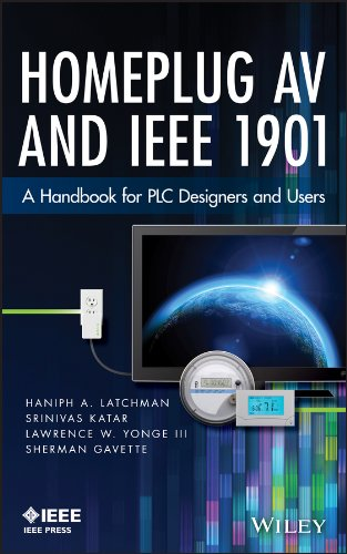Homeplug AV and IEEE 1901: A Handbook for PLC Designers and Users (English Edition)