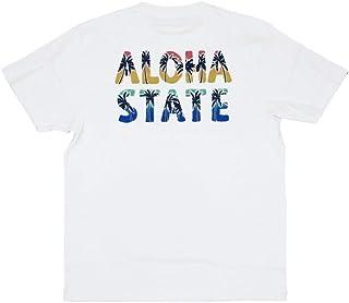 ALOHA MADE アロハメイド メンズ 半袖 Tシャツ (メンズ ホワイト) 202MA1ST059 フララニ ハワイアン雑貨 ハワイアン 雑貨 (M)