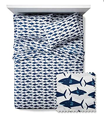 Pillowfort New Great White Get-Together Sheet Set