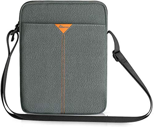 SIMTOP 12.9 inches Waterproof Laptop Shoulder Messenger Bag