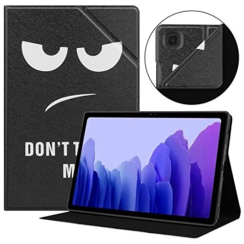 HoYiXi Funda para Samsung Galaxy Tab A7 10.4 2020 Estuche de Tableta Funda de Cuero Delgada con Función de Soporte Funda Cover para Samsung Galaxy Tab A7 2020 T500 / T505 - no toques
