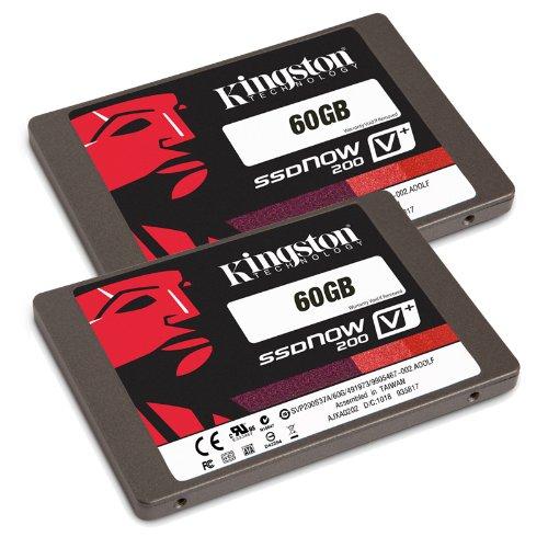 Kingston SVP200S37A/60G - Disco Duro sólido Interno, 60 GB, 2.5 ...