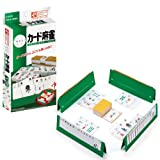 Portable Mahjong Card (NEW) (japan import) by Hanayama by Hanayama -