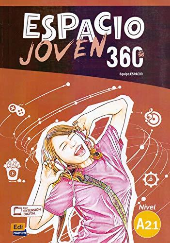 Espacio Joven 360 A2.1 - Libro del Alumno: Libro de Alumno