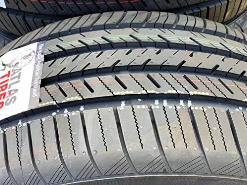 Atlas Tire Force UHP Ultra-High Performance All Season Tire - 275/25R28 99W XL