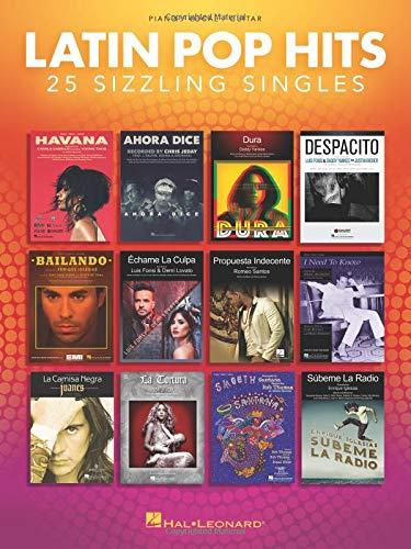 Latin Pop Hits: 25 Sizzling Singles