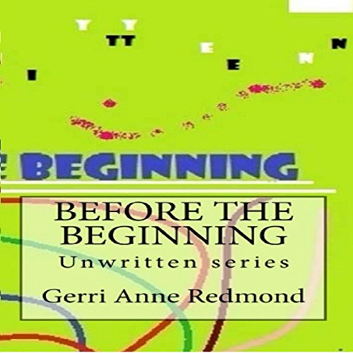 Before the Beginning audiobook cover art