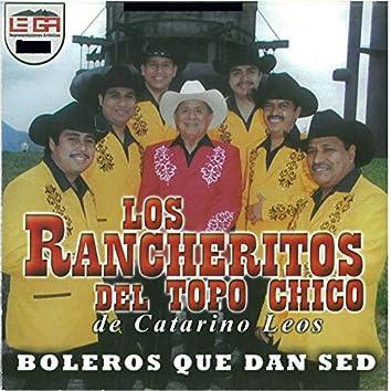 Chico Boleros Que Dan Sed