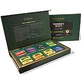 VAHDAM, muestra de bolsitas de té surtidas - Juego de regalo de 8 sabores de té, 40 bolsitas de té | El té favorito de OPRAH