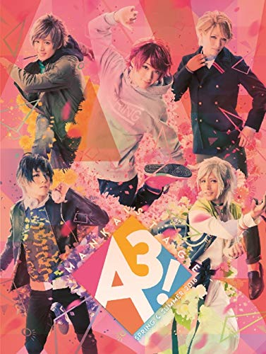 MANKAI STAGE『A3! 』~SPRING & SUMMER 2018~(初演特別限定盤)[DVD]