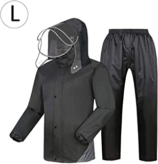 1180e3ad5f97ef Amazon.fr : pantalon pvc - Vêtements imperméables / Homme : Vêtements