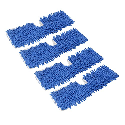 4 Pack Microfiber Flip Mop Refills Replacements for Compatible with...