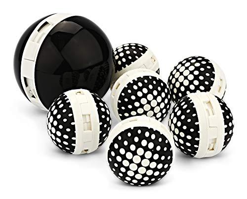 Sneaker Balls - 7 STÜCK - Schuhdeodorantbälle - Lufterfrischer - Schuhdeo für Sneaker - Sporttasche - Schuhschrank - Spind - Turnbeutel - Auto - EXTRA GROßE KUGEL