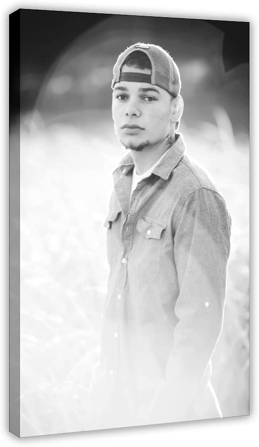 Singer Kane Brown 21 Canvas Poster Print Wall Picture Max 87% OFF Art SALENEW very popular! Decor