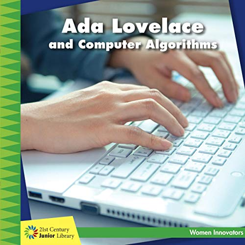 Ada Lovelace and Computer Algorithms audiobook cover art