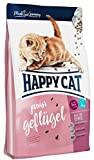 Happy Cat Supreme Junior Geflügel, 4 kg