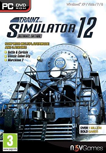 Trainz Simulator 12 Ultimate (PC DVD) [Edizione: Regno Unito]